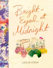 Bright-Eyed at Midnight (Leslie Stein, Fantagraphics)