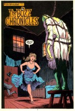 The Bozz Chronicles (David Michelinie and Bret Blevins; Dover Publications)