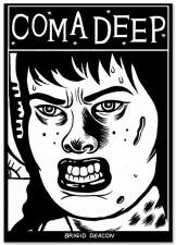 Coma Deep by Bridget Deacon (EyeBall Comix)