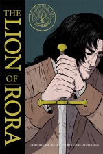The Lion of Rora (Christos Gage, Ruth Fletcher Gage, Jackie Lewis; Oni Press)