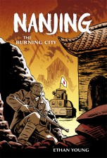 Nanjing: The Burning City (Ethan Young; Dark Horse Comics)