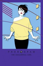 Phonogram - The Immaterial Girl (Kieron Gillen and Jamie McKelvie; Image Comics)