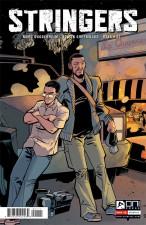 Stringers #1 (Marc Guggenheim & Justin Greenwood; Oni)