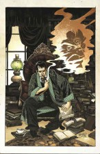 Sherlock Holmes: The Seven-Per-Cent Solution (Nicholas Meyers, David Tipton, Scott Tipton. Ron Joseph; IDW)