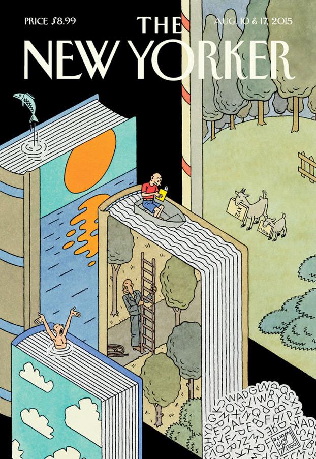 joost swarte New Yorker
