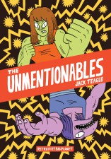 The Unmentionables by Jack Teagle (Retrofit Comics)