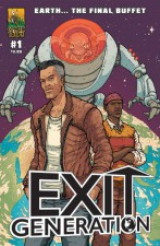 Exit Generation by Sam Read & Caio Oliveira (ComixTribe)
