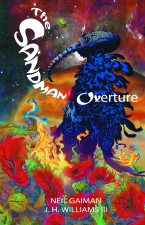 The Sandman: Overture (Neil Gaiman, JW Williams III; Vertigo Comics)