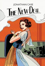 The New Deal by Jonathan Case (Dark Horse Comics)