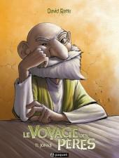 Le Voyage des pères by David Ratte