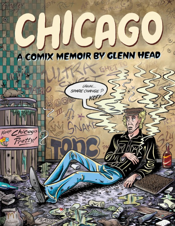 Interview with glenn head chicago fantagraphics books chicago glenn head fantagraphics books solutioingenieria Image collections