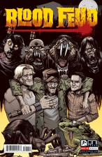 Blood Feud - Cullen Bunn (W), Drew Moss (A) • Oni Press
