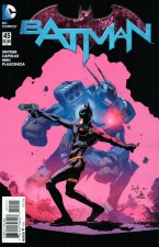 Batman #45 - Scott Snyder (W), Greg Capulo (A) • DC Comics
