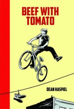 Beef With Tomato - Dean Haspiel (W, A) • Hang Dai Editions