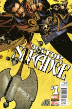 Doctor Strange - Jason Aaron (W), Chris Bachalo (A) • Marvel Comics