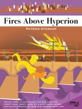 Fires Above Hyperion - Patrick Atangan (W/A) • NBM Publishing