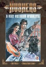 Hushers: A Very Victorian Apocalypse - Andrew Winter (W), Manuela Bassu Lebrino (A) • Markosia