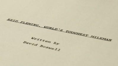 ITITYTSU Reid Fleming Script