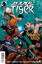 King Tiger - Randy Stradley (W), Doug Wheatley (A) • Dark Horse Comics