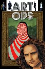 Art Ops - Shaun Simon (W), Michael Allred (A) • Vertigo
