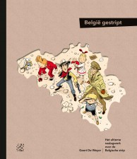 Belgium Stripped - Geert De Weyer