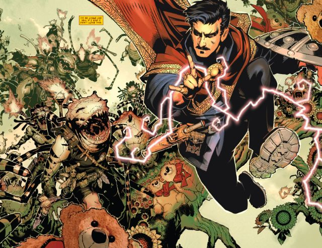 Doctor Strange - Jason Aaron & Chris Bachalo (Marvel)
