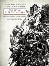 The Art of Alfredo Alcala - Heidi MacDonald, Phillip Dana Yeh (W), Alfredo Alcala (A) • Dover Publications