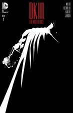 Dark Knight III: The Master Race - Frank Miller and Brian Azzarello (W), Andy Kubert and Klaus Janson (A)