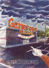 Generous Bosom (Conor Stechschulte; Breakdown Press)