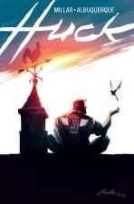 Huck #1 Cover