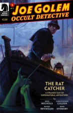 Joe Golem: Occult Detective (Mike Mignola, Christopher Golden, Patric Reynolds: Dark Horse Comics)