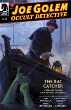 Joe Golem: Occult Detective - Mike Mignola & Christopher Golden, Patric Reynolds (Dark Horse Comics)
