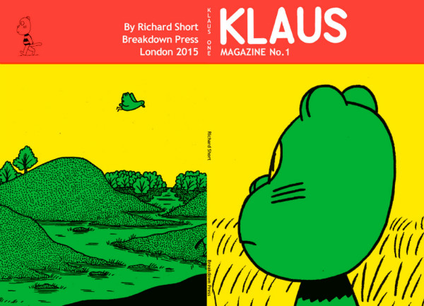 Klaus Magazine 1 01small