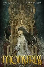Monstress #1 by Marjorie Liu & Sana Takeda (Image Comics)