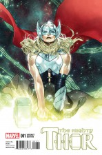 Thor #1 cover