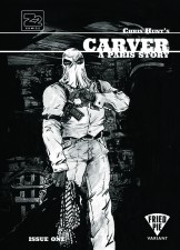 Carver: A Paris Story by Chris Hunt (Z2 Comics)