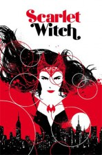 Scarlet Witch - James Robinson (W), Vanesa Del Rey and David Aja (A) • Marvel Comics