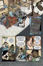 Mystery Girl - Paul Tobin (W), Alberto Alburquerque (A), Marissa Louise (C) • Dark Horse Comics