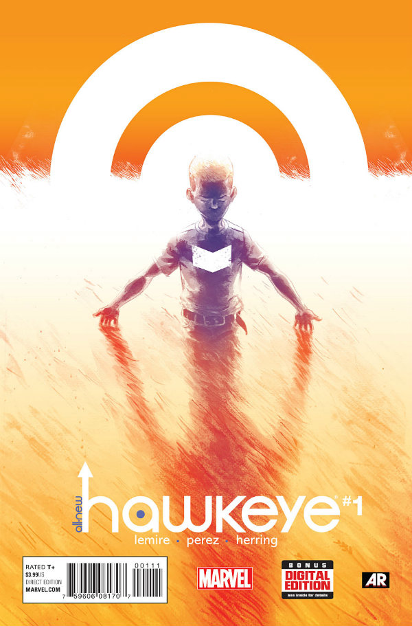 All-New Hawkeye by Jeff Lemire and Ramon K. Perez (Marvel Comics)
