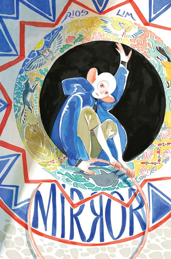 Mirror by Emma Ríos & Hwei Lim