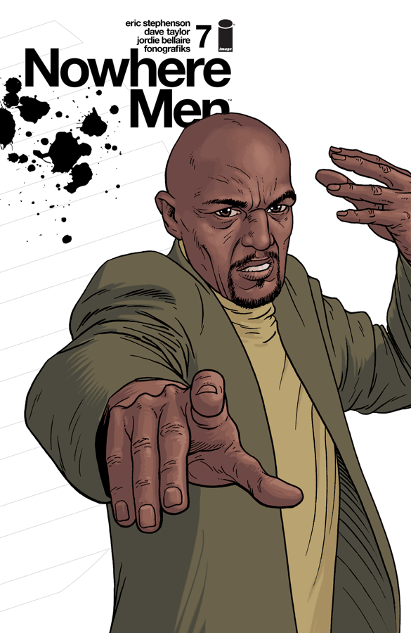 Nowhere Men 7 - Eric Stephenson & Dave Taylor (Image Comics)