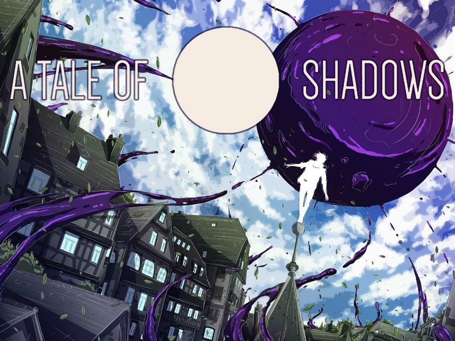 A Tale of Shadows: Paul Clark-Forse (W), Lyndon White & Tyler Wilson