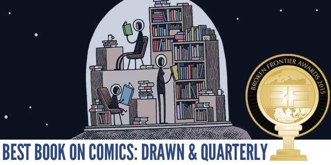 Drawn and Quarterly anniversary collection