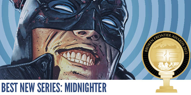 Midnighter by Steve Orlando and Aco (DC Comics)