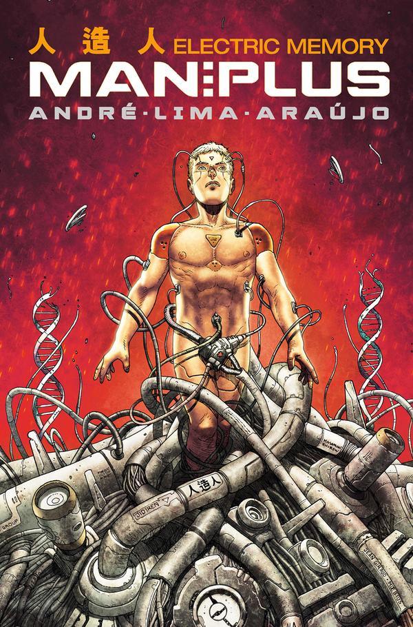 Man Plus - Andre Lima Araujo (Titan Comics)