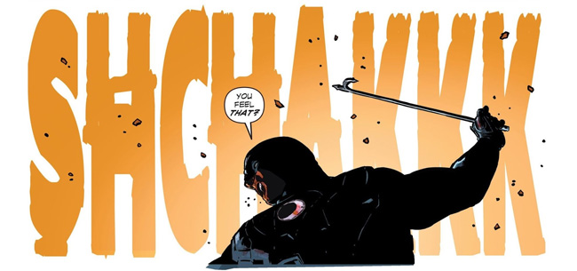 Midnighter - Steve Orlando & Aco (DC Comics)