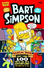 Bart Simpson 100 - Ian Boothby & Nathan Kane (W), Nina Matsumoto (A) • Bongo Comics