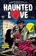 Haunted Love - IDW/Yoe Books