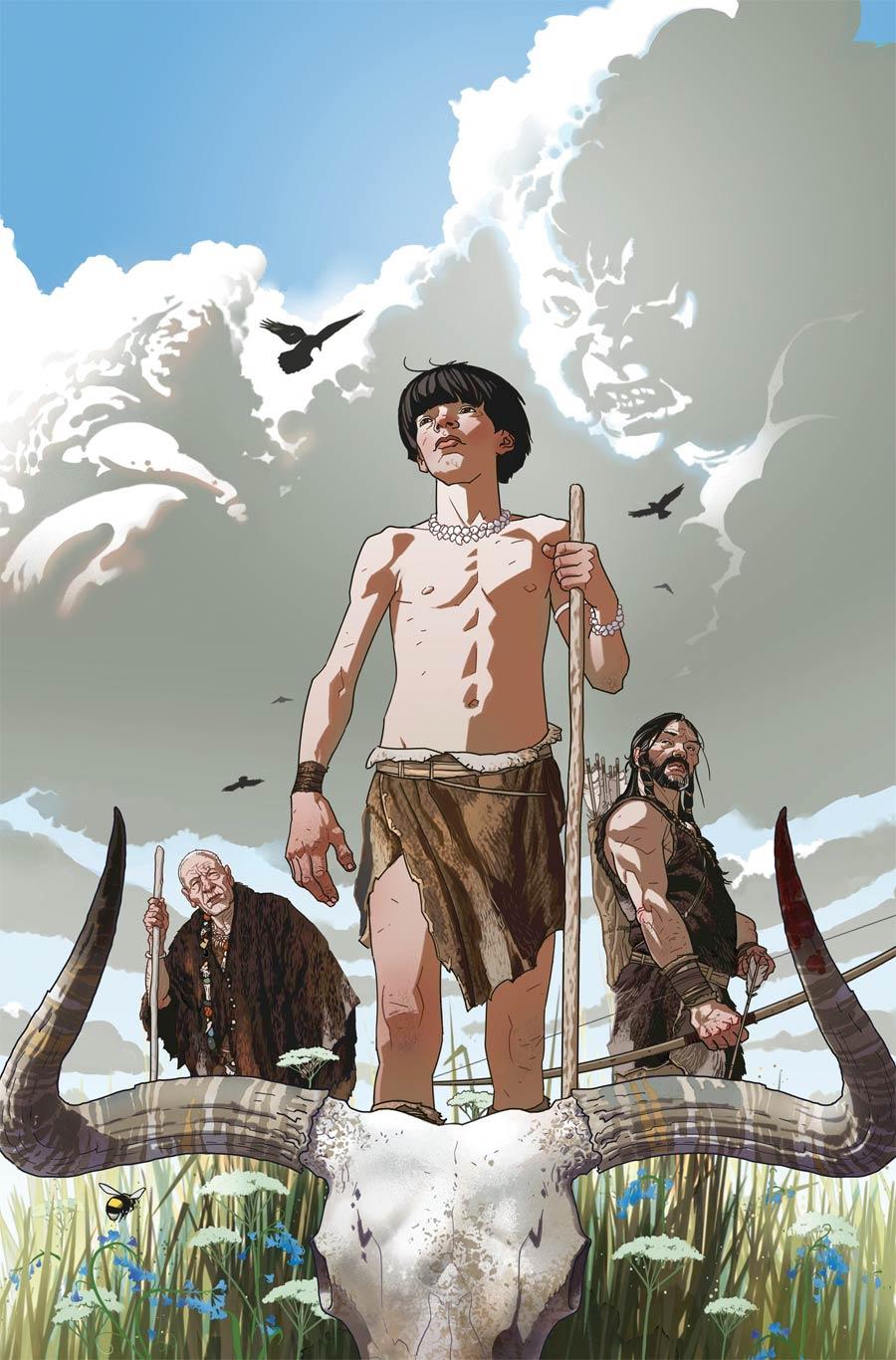 Mezolith - Ben Haggarty (W), Adam Brockbank (A) • BOOM! Studios/Archaia