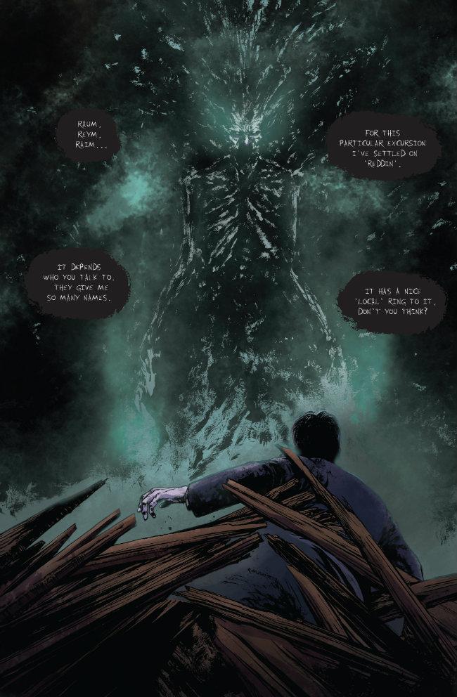 Reddin (Dead Canary Comics)